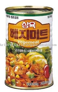 Canned food _ Vegetable protein