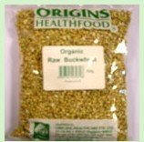 Origins Organic Raw Buckwheat