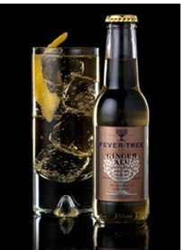cocktails Fever Tree Ginger Ale 200ml-4pk