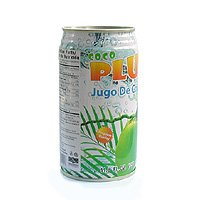 Canned Young Coconut Juice
