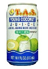 Tas Young Coconut Juice