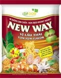 New way - Tom Yum Flavor