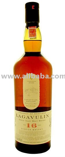 Lagavulin 16-year-old Islay Single Malt Whisky 750ml