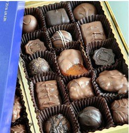 Boxed Chocolates--Blue Ribbon Assortment: