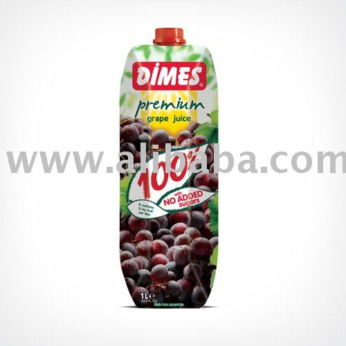 DIMES %100 Grape Juice