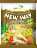 New way - Lime chicken flavor