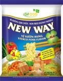 New way - stewed pork Flavor