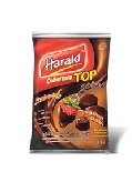 Chocolate-  Harald TOP Drops Dark Chocolate Flavor Coating