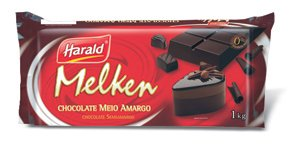 Chocolate-  Harald Melken Dark Chocolate