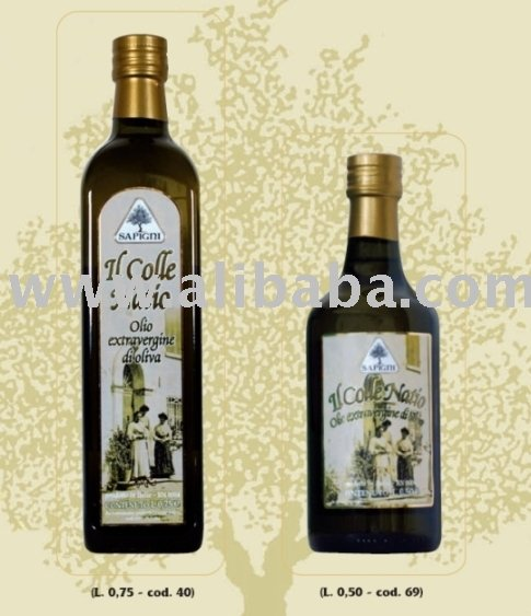 Italian No. 1 Extra Biological Virgin Olive Oil