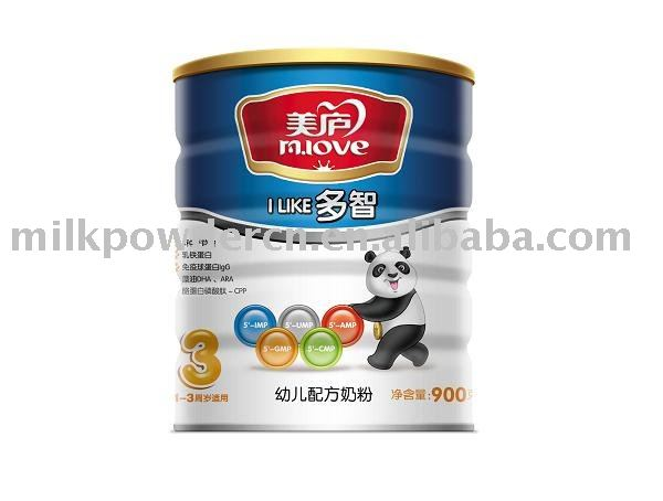 baby formula Milk Powder more wisdom step 3 900g/tin