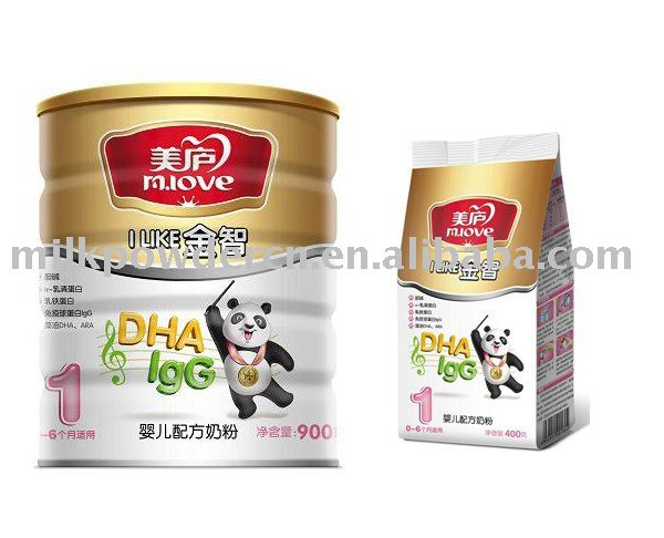 formula baby milk powder gold wisdom step 1