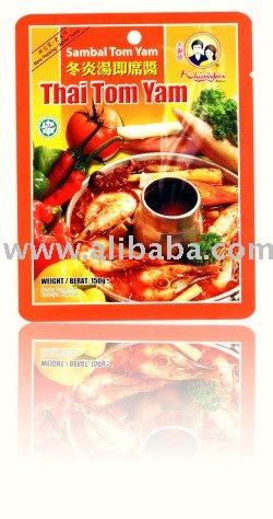 Khimyan Brand Thai Tom Yam Paste Sauce