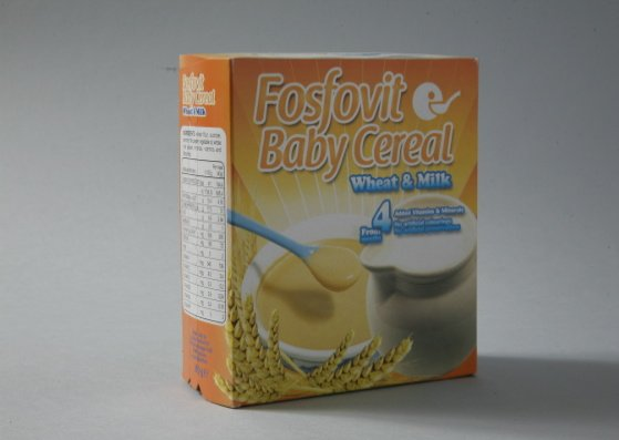 BABY CEREAL WHEAT & MILK