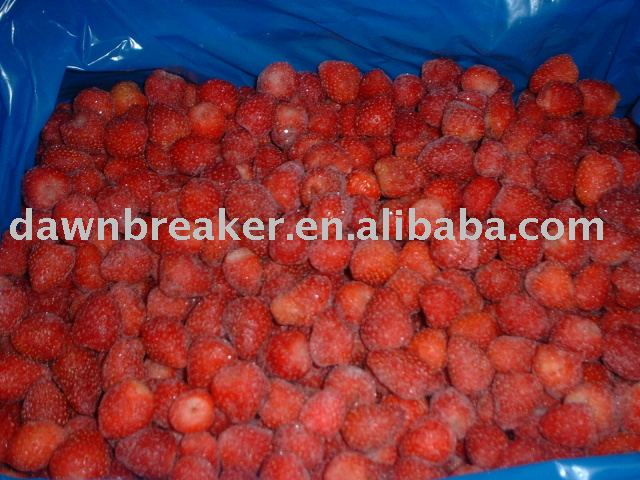 IQF Strawberry( frozen strawberry/ strawberry )