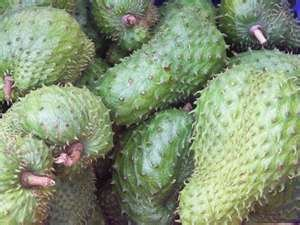 fresh soursop