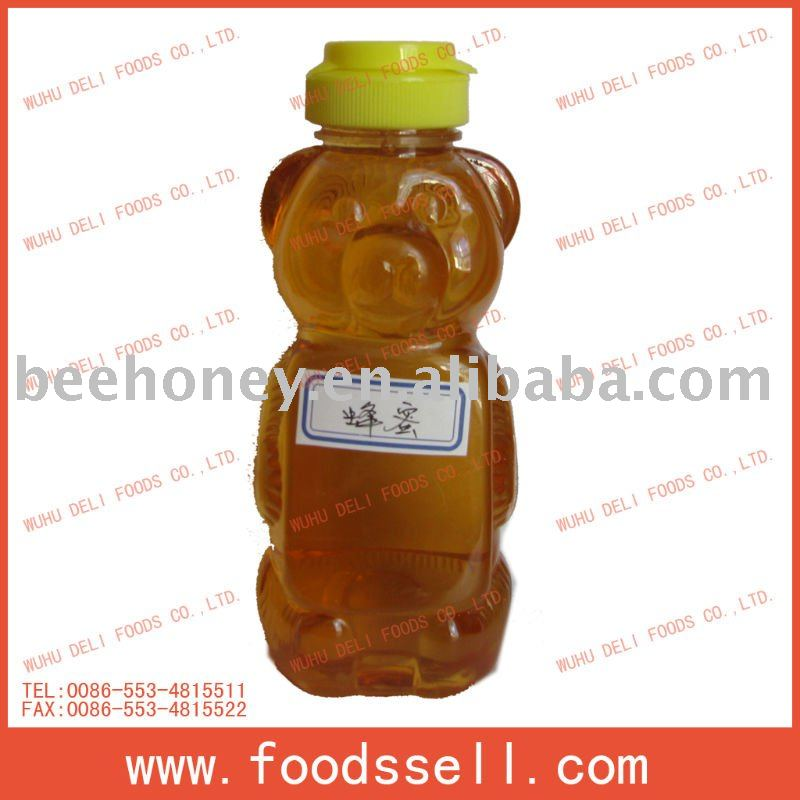 bear bottle natural honey