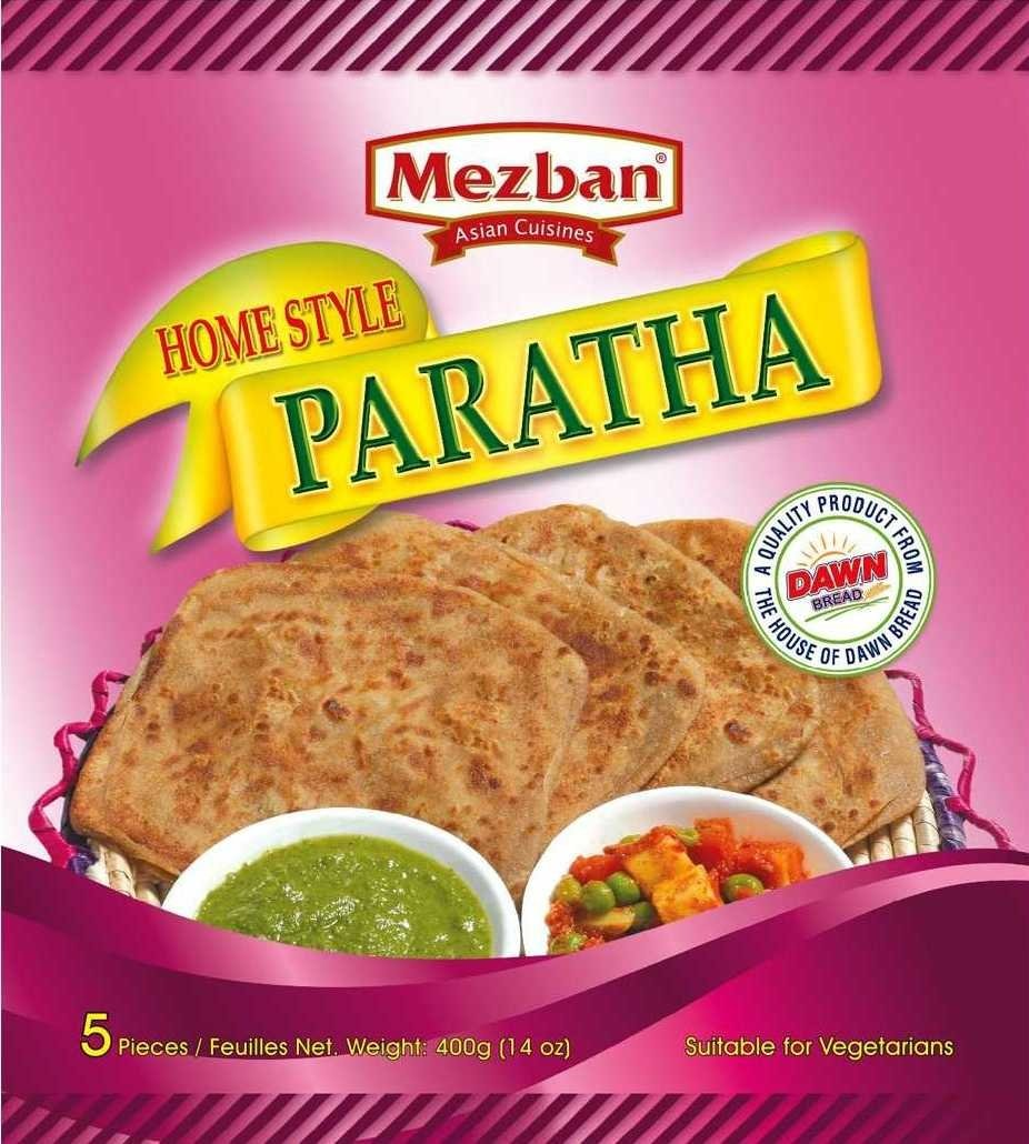 Home Style Paratha product