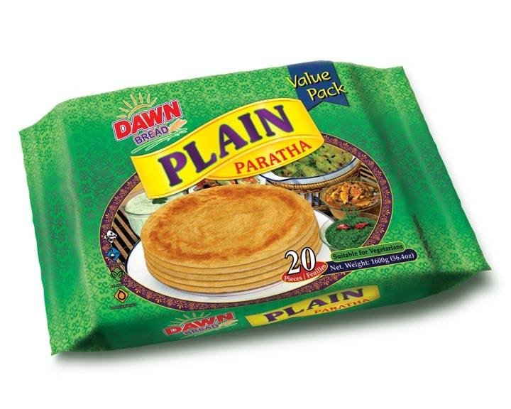 Plain Paratha Family Pack