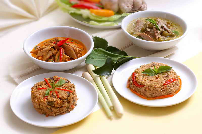 Ready-To-Eat Thai Curry With Tuna