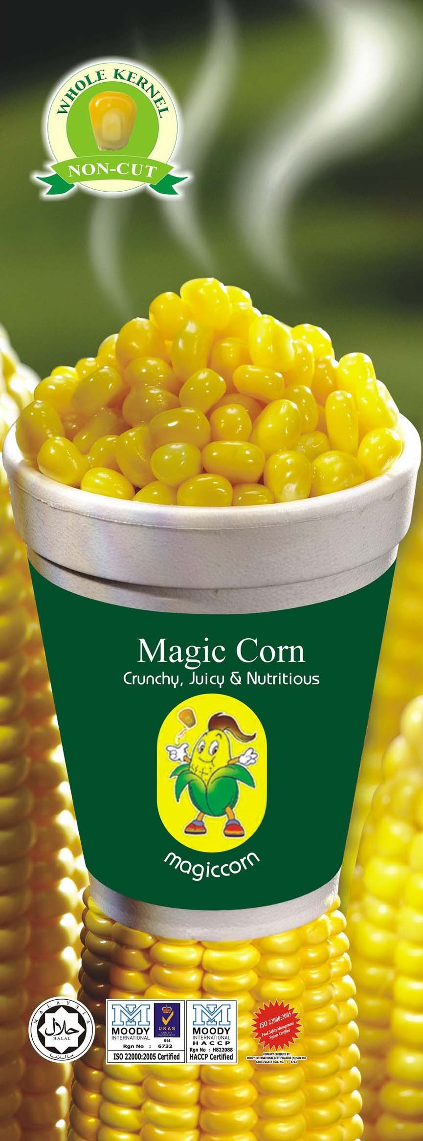 Corn In Cup