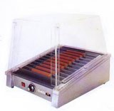 All Stainless Steel Roller Hot Dog Waemers