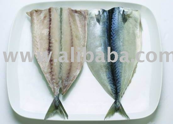 Frozen Mackerel Flaps (butterfly)