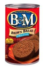 B & M Brown Bread (Plain) 16 oz