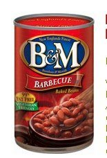 B & M BBQ Flavored Baked Beans 28 oz.