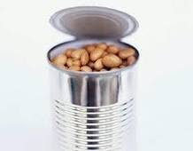 Canned bean