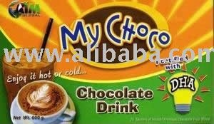 My CHOCO (chocolate drink)
