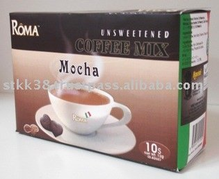 Unsweetened Mocha Coffee Mix