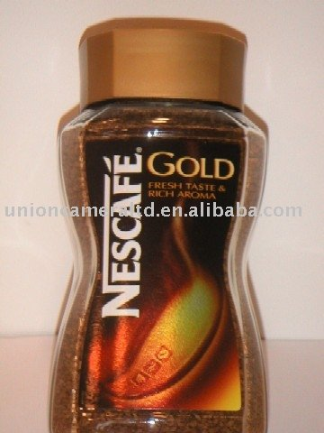 Nestle Nescafe Gold Coffee