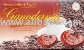Ganoderma 4-IN-1 Cafe Style - Cream & Sugar coffee