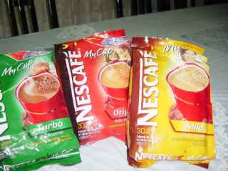 Nestle 3 In 1 Coffee