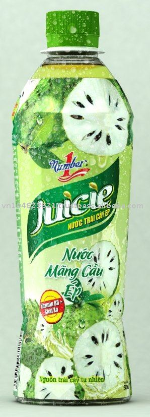 No.1 Soursop Juice