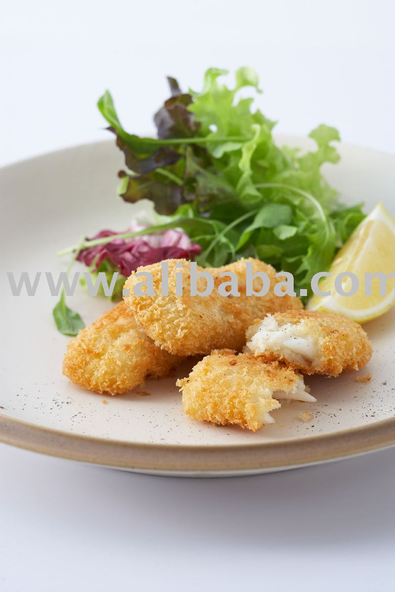 Frozen Breaded Panga Fish