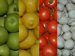 fresh fruits,cereals,grain,seeds,bean-like seeds,vegetables
