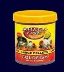 Pelleted Fish Foods Large Goldfish Pellets