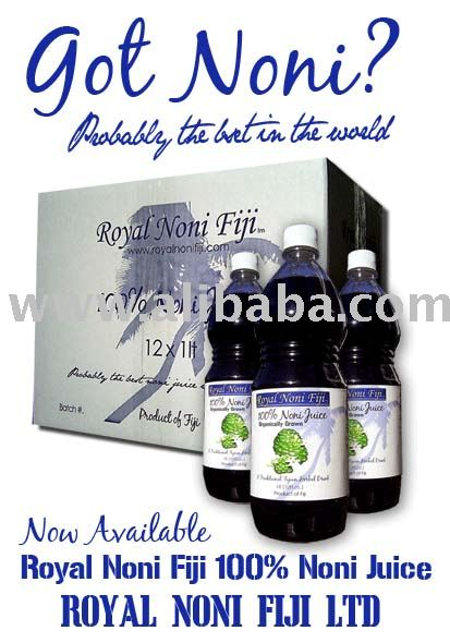 Royal Noni Fiji Original 100% Pure Beverages