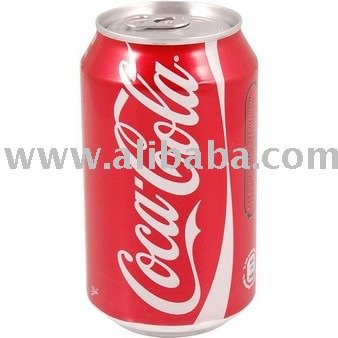 Coca Cola Cans 0,33 Cl