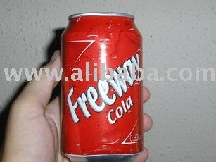 FREE WAY COLA SOFT DRINK