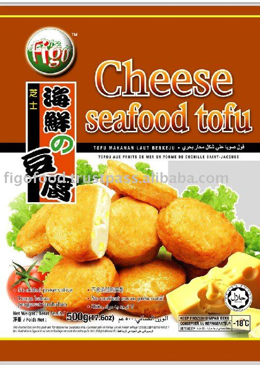 Frozen Food - cheese seafood tofu