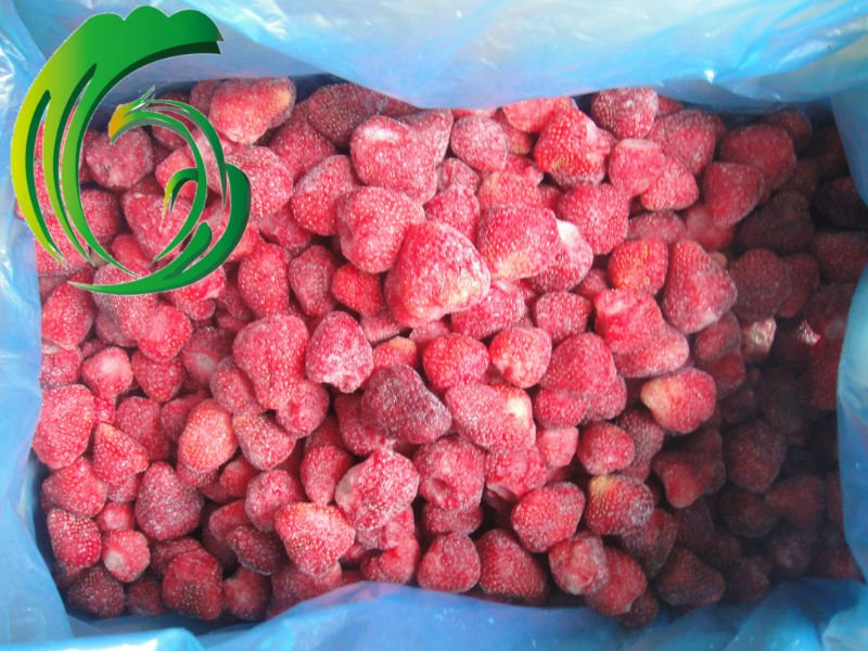 Frozen strawberry Ame 13 for jar & juice