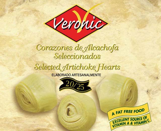 Artichoke Hearts / Quartered / Marinated, In Tins Or Glass Jars