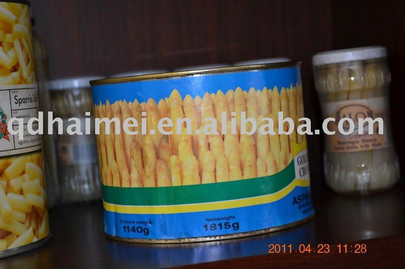 Top quality frozen canned white asparagus new crop white asparagus ...