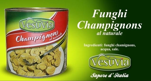 Champignons mushrooms 2600gr