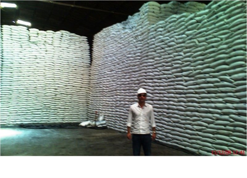 BRAZILIAN SUGAR IC 45 IN CONTAINER