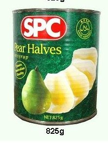 SPC Canned Fruits & Tomato Puree