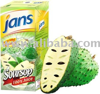 JANS SOURSOP JUICE